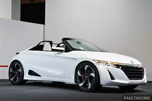 Tokyo 2013  Honda S660 Concept Shows Up  Production Car