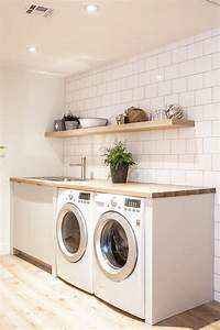 pictures of laundry rooms Modern Laundry Rooms That Will Make Laundry More Fun - Design Milk
