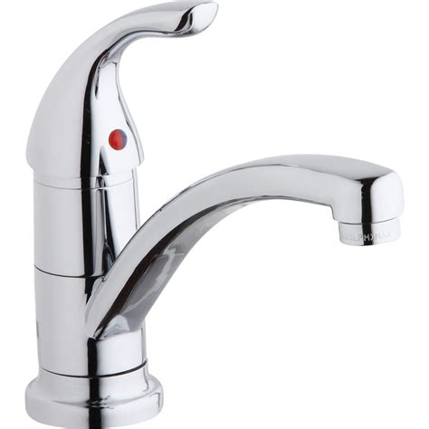 Elkay Everyday Kitchen Faucet Lk1500cr Chrome Supply