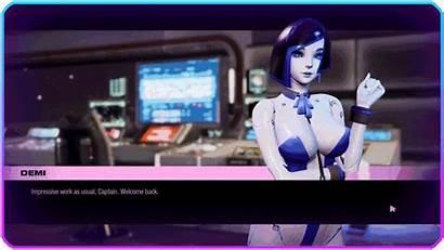 Subverse Fow Waifus Alien Trailer Mass Effect