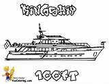 Coloring Yacht Pages Ship Boat Colouring Boats Ft Luxury Ships Boys Mega Yachts Super Yescoloring Sheets Cool Motor sketch template