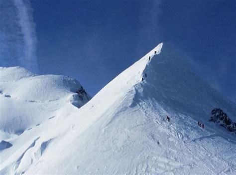 ascension mont blanc destination aventure