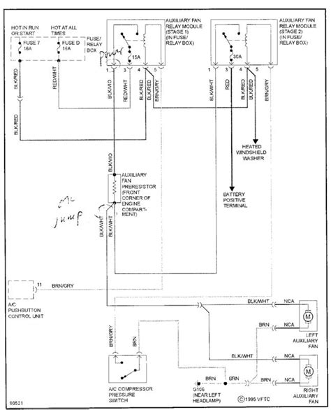 Diagram Wiring Td 94u by 94 E420 Cooling Fan Resistor Location Mercedes Forum