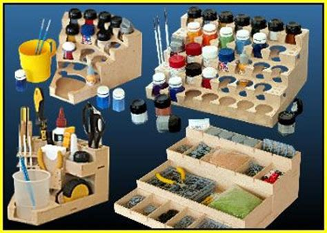 miniature painting work stations hobby room painting