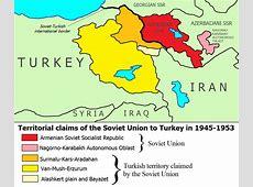 Soviet territorial claims against Turkey Wikipedia