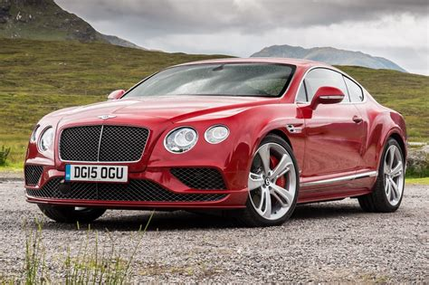 2016 Bentley Continental Gt Coupe Pricing
