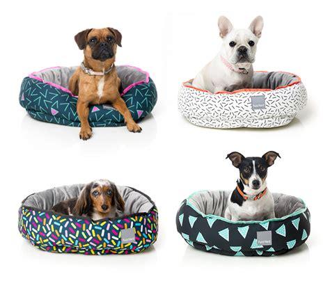 modern dog beds  fuzzyard dog milk