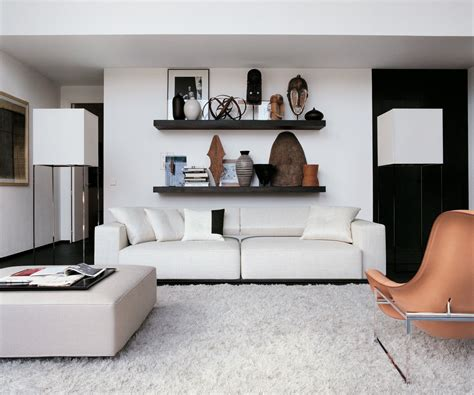 contemporary home style by b b italia