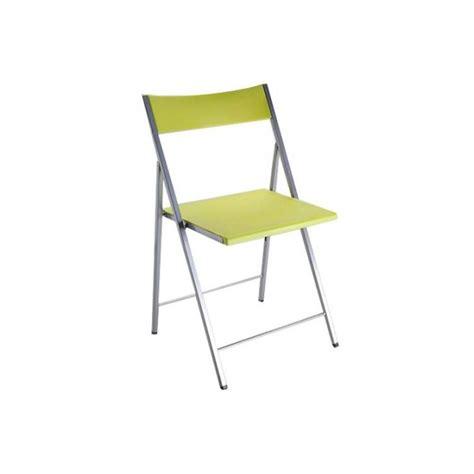chaise longue vert anis chaise pliante vert anis bilbao achat vente chaise métal et plastique abs cdiscount