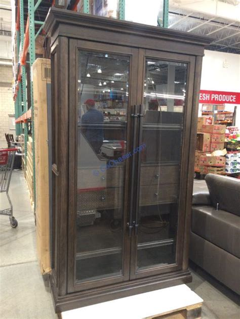 Bookcases Costco by 78 Glass Door Bookcase Costcochaser