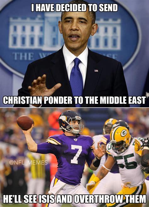 NFL Memes on Twitter: