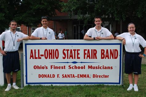 lhs musicians part state fair tradition lakewood city school district