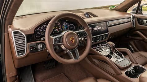 2017 Porsche Cayenne Interior by Porsche Cayenne E Hybrid 2018 Suv Review Suv Plugs In