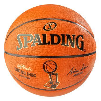 spalding nba finals official basketball  dicks
