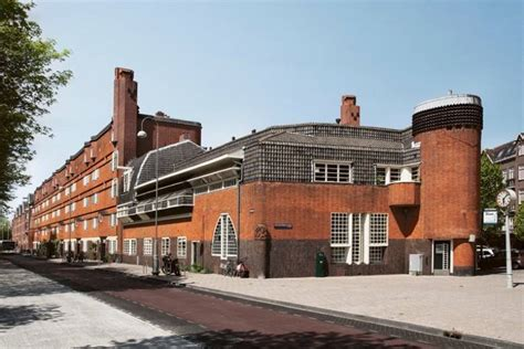 Museum T Schip Amsterdam by Amsterdam School Architecture