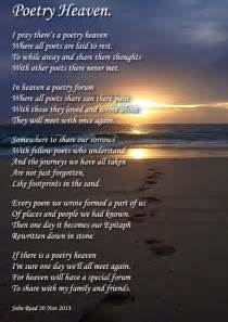 Poems About Friend in Heaven