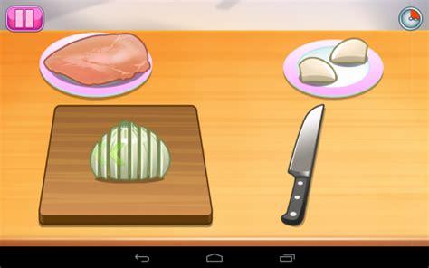 jeux cuisine de ecole de cuisine de tablette android 83 100 test