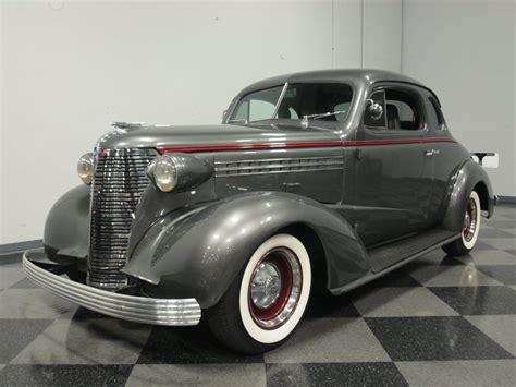 Chevrolet Rods by 1938 Chevrolet Business Coupe Rod Rod For Sale