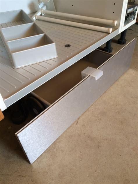 plinthes pour meubles cuisine kit tiroir de plinthe 600 mm 5a1 cuisinesr ngementsbains