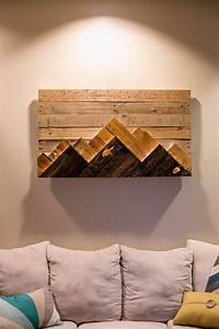 wood wall art 50+ Beautiful Handcrafted Wood Wall Art - The Architects Diary