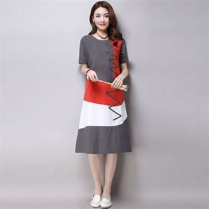 Aliexpress.com : Buy Plus Size Clothing Women Loose Casual ...