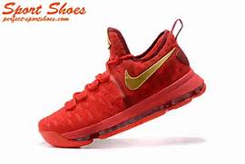 2017 Latest Nike Zoom KD 9 Mens Basketball Shoes For Sale China Red      Kd 7 Shoes 2017