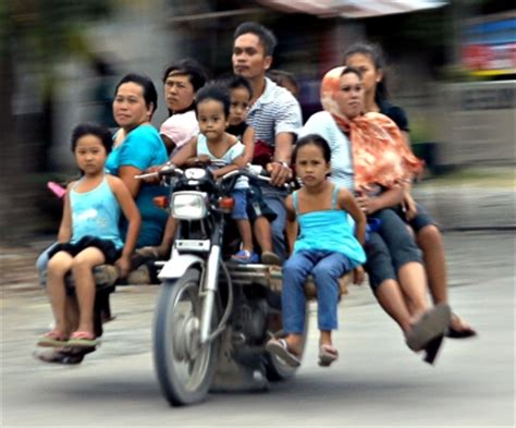 philippine motorcycle taxi philippines tricycle motorela habal habal