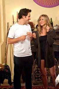 Jennifer Aniston and Paul Rudd WANDERLUST Interview | Collider