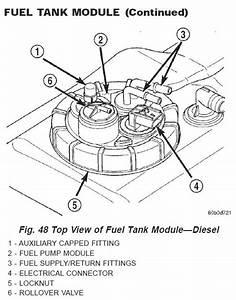 Fuel Tank Vent Problem