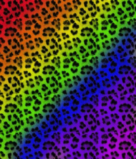 Colorful Animal Print Wallpaper - colorful cheetah wallpaper wallpapersafari