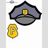police hat craf...