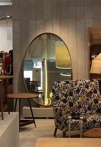 Miroir Deco Salon : miroir design pour salon maison design ~ Melissatoandfro.com Idées de Décoration