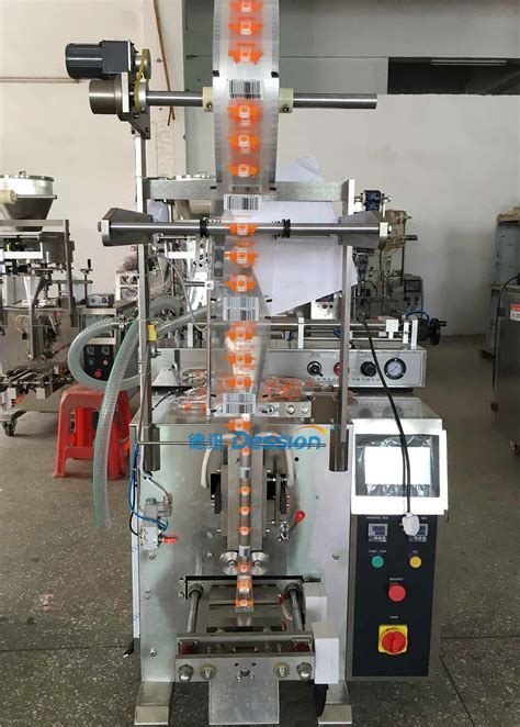 automatic liquid ice candy ice pop filling sealing packing machine automatic food packing