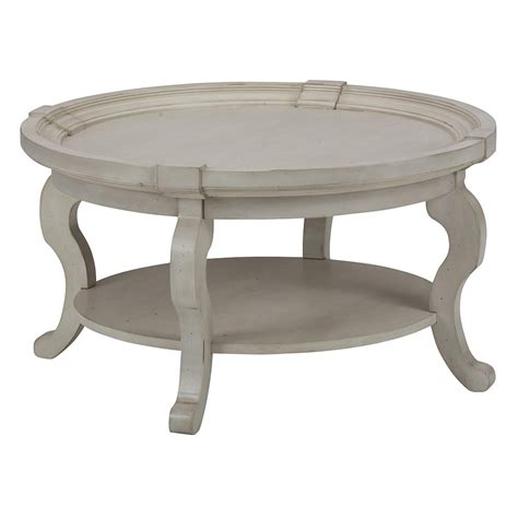 Alibaba.com is a true source of the finest products and the same goes for. Jofran Sebastian Round Coffee Table in Antique Cream