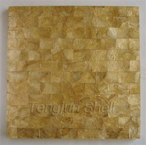 Philippine Shell Tile by Philippine Capiz Crafts