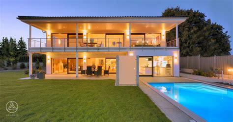 Das Haus Riederle Ist Das Perfekte Beispiel, Wie Ökologie