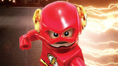 Lego Marvel's Avengers  How To Make The Flash (barry
