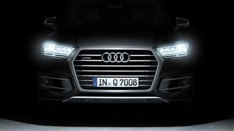 Audi Q7 2019 Introducing  Thenew 2019 Audi Q7 Detailed