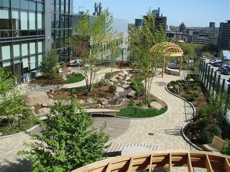 garden park hospital environmental benefits of green roofs in and