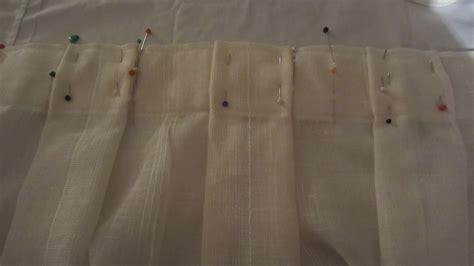 aprender a confeccionar cortinas como hacer cortinas de visillos