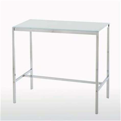 table cuisine la redoute table haute janik acheter ce produit au meilleur prix
