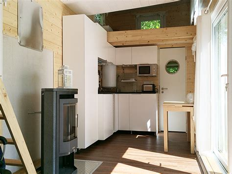 Tiny House Inneneinrichtung by Tiny Houses Mobiles Wohnen Auf Kleinem Raum Tiny Houses