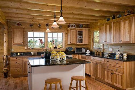 log home kitchen  dining rooms ward cedar log homes