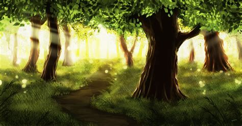 forest  tosca camaieu  deviantart