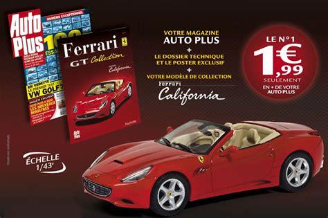 auto  offre collection modeles reduits ferrari