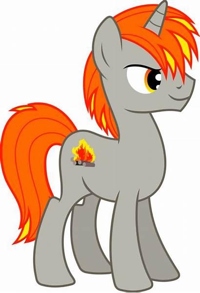 Mlp Oc Ponies Pony Male Fire Deviantart