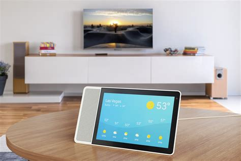 lenovo launches a assistant powered echo show