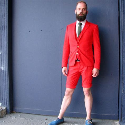 3 Piece Made to Measure Suit with Shorts | Made to Measure ...