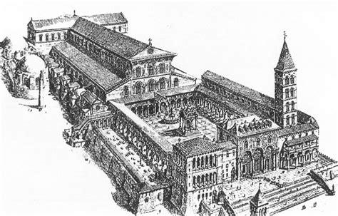 lantica basilica  san pietro romarteblog