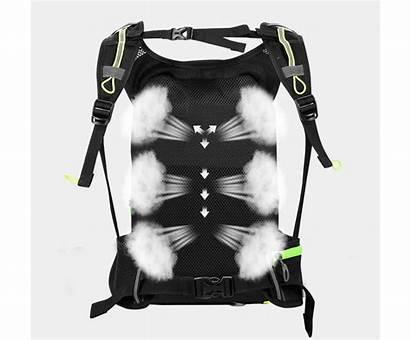 Waterproof Coolchange Backpack Bike Breathable Ultralight Sports